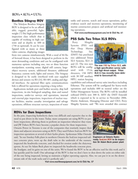 Marine Technology Magazine, page 41,  Mar 2006 northern Ontario