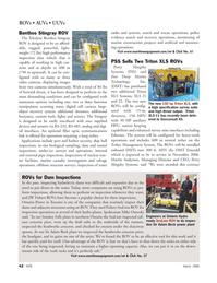 Marine Technology Magazine, page 41,  Mar 2006 northern Ontario