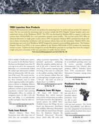 Marine Technology Magazine, page 55,  Mar 2006 Explorer