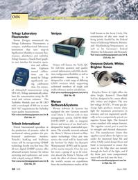 Marine Technology Magazine, page 56,  Mar 2006 Arctic Circle