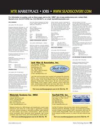 Marine Technology Magazine, page 57,  Mar 2006 Massachusetts