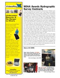 Marine Technology Magazine, page 5,  Mar 2006 Florida