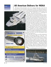 Marine Technology Magazine, page 7,  Mar 2006 Billy Causey