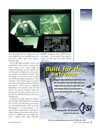 Marine Technology Magazine, page 9,  Apr 2006 intuitive software