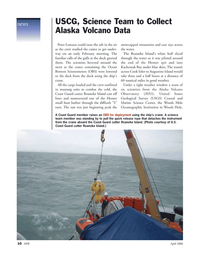 Marine Technology Magazine, page 10,  Apr 2006
