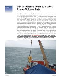 Marine Technology Magazine, page 10,  Apr 2006 Marine Science Center