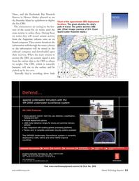 Marine Technology Magazine, page 11,  Apr 2006 U.S. Coast Guard