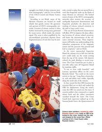Marine Technology Magazine, page 12,  Apr 2006 USGS Coastal and Marine Science Center