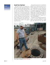 Marine Technology Magazine, page 14,  Apr 2006 bank