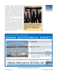 Marine Technology Magazine, page 15,  Apr 2006