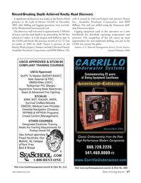 Marine Technology Magazine, page 17,  Apr 2006 COM ?? USCG