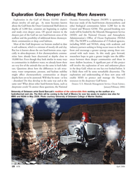 Marine Technology Magazine, page 18,  Apr 2006