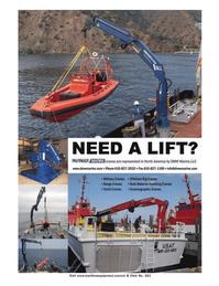 Marine Technology Magazine, page 1,  Apr 2006