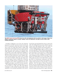 Marine Technology Magazine, page 31,  Apr 2006 fiber optic