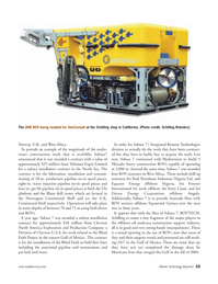 Marine Technology Magazine, page 33,  Apr 2006 ROVs