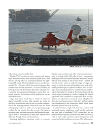 Marine Technology Magazine, page 35,  Apr 2006