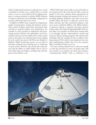 Marine Technology Magazine, page 36,  Apr 2006 secure Web portal
