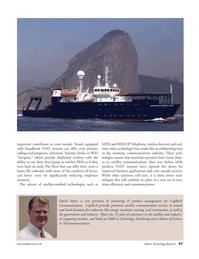 Marine Technology Magazine, page 37,  Apr 2006
