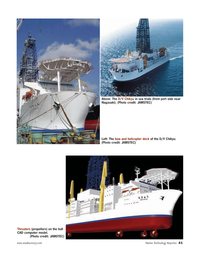 Marine Technology Magazine, page 41,  Apr 2006 CAD