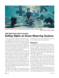 Marine Technology Magazine, page 42,  Apr 2006
