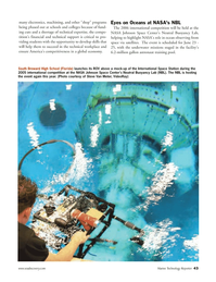Marine Technology Magazine, page 43,  Apr 2006