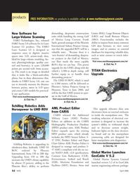 Marine Technology Magazine, page 52,  Apr 2006 Texas