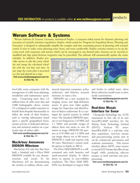 Marine Technology Magazine, page 53,  Apr 2006