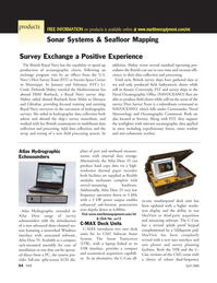 Marine Technology Magazine, page 54,  Apr 2006