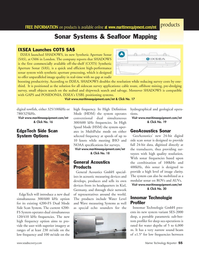 Marine Technology Magazine, page 55,  Apr 2006 National Oceanic and Atmospheric Administration