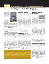 Marine Technology Magazine, page 56,  Apr 2006 LG 600G Cellular Phone