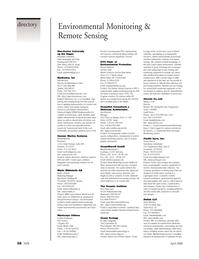 Marine Technology Magazine, page 58,  Apr 2006 Texas