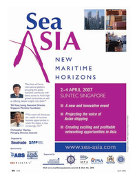 Marine Technology Magazine, page 60,  Apr 2006