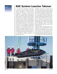 Marine Technology Magazine, page 6,  Apr 2006