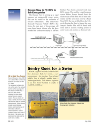 Marine Technology Magazine, page 8,  May 2006 Tom Kleindinst