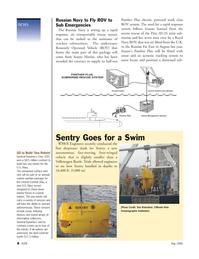 Marine Technology Magazine, page 8,  May 2006 Tom Kleindinst