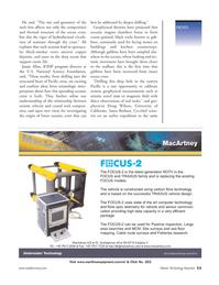 Marine Technology Magazine, page 11,  May 2006 fibre optic