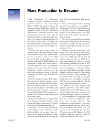 Marine Technology Magazine, page 14,  May 2006 Scandinavia