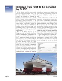 Marine Technology Magazine, page 16,  May 2006 Carlos Alfaro