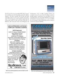 Marine Technology Magazine, page 17,  May 2006 STCW-95