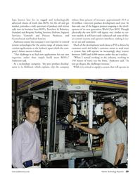 Marine Technology Magazine, page 19,  May 2006 technology