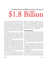 Marine Technology Magazine, page 28,  May 2006 oil and gas