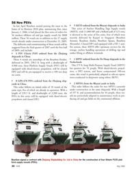 Marine Technology Magazine, page 30,  May 2006 offer optimum services
