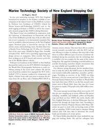 Marine Technology Magazine, page 32,  May 2006 John Boreman