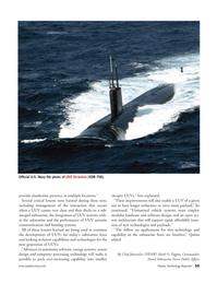 Marine Technology Magazine, page 35,  May 2006 Mark O. Piggott