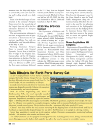 Marine Technology Magazine, page 38,  May 2006 WatchMan500 Data Acquisition Systems