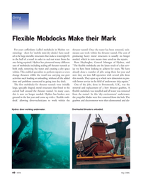 Marine Technology Magazine, page 40,  May 2006 heavy metal structures