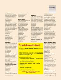 Marine Technology Magazine, page 43,  May 2006