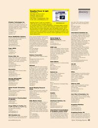 Marine Technology Magazine, page 45,  May 2006 tion Technology