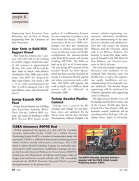 Marine Technology Magazine, page 50,  May 2006 British Columbia