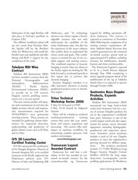 Marine Technology Magazine, page 51,  May 2006 Douglas Bergersen